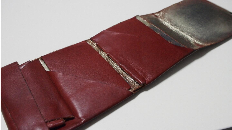 所作 財布