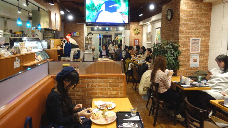 高田馬場 カフェ Wi-Fi