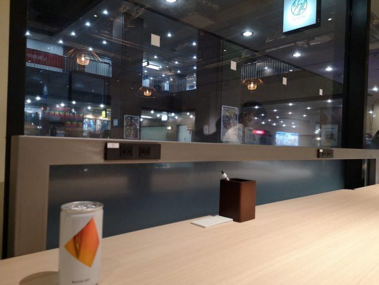 新宿のコワーキングスペース