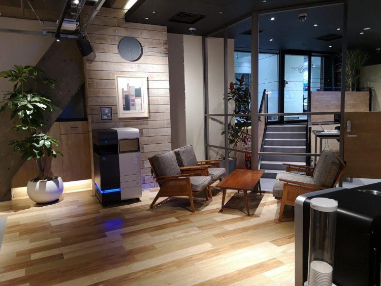 新宿 カフェ 電源
