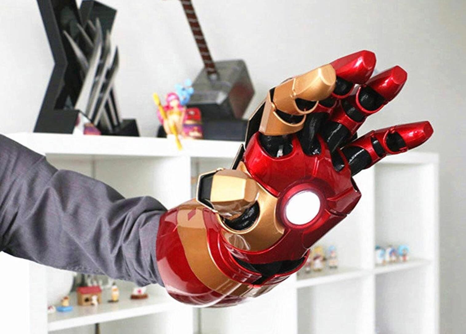 アイアンマンの腕